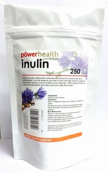 Power Health Inulin Powder 250g Health Food > Inulin