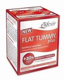 E'Lifexir Flat Tummy Plus 500mg 32 Chewable Tablets