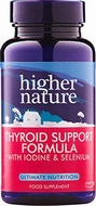 Higher Nature Thyroid Support Formula 60 Capsules