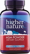 Higher Nature MSM Powder 200g