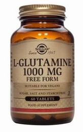 Solgar L-Glutamine 1000 mg 60 Tablets