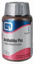 Quest Acidophilus Plus 36mg 90 Capsules