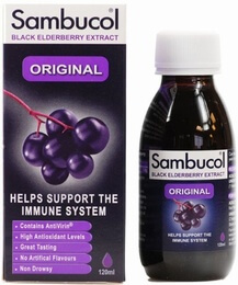 Sambucol Original Liquid 120ml