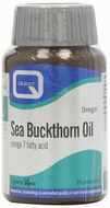 Quest Sea Buckthorn Oil 120 Vegetable Capsules