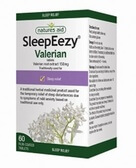 Natures Aid SleepEezy (Valerian Root Extract 150mg) 60 Tablets