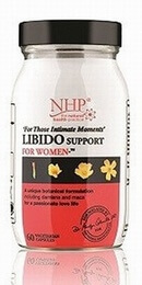 NHP Libido Support For Women 60 Capsules
