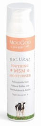 MooGoo MSM Soothing Cream 75g