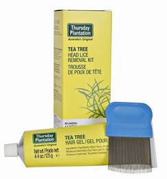 Tea Tree Head Lice Kit 125g
