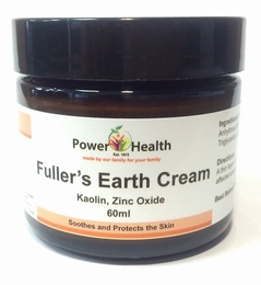 Power Health Fuller's Earth Cream 60ml