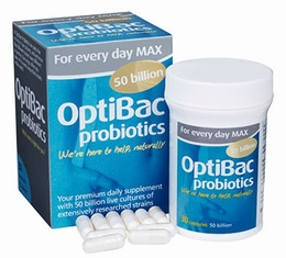 Optibac For every day MAX 30 Capsules