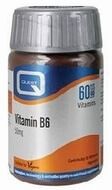 Quest Vitamin B6 50mg 60 Tablets