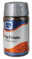 Quest Mega B Complex plus 1000 mg Vitamin C 30 Tablets - SPECIAL OFFER!