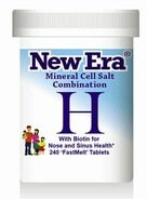 New Era Combination H Hayfever 240 Tablets