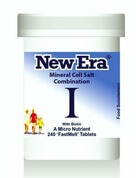 New Era Combination I 240 Tablets - BULK OFFER!