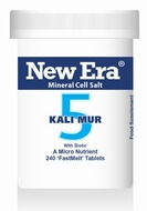 New Era Kali Mur No. 5 240 Tablets - BULK OFFER!