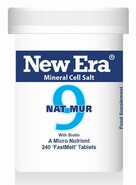 New Era Nat Mur No. 9 240 Tablets - BULK OFFER!