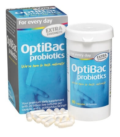 Optibac For Every Day EXTRA STRENGTH 30 Capsules