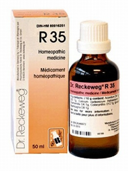 Dr Reckeweg R35 Drops 50 ml