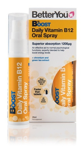 BetterYou Boost B12 Oral Spray