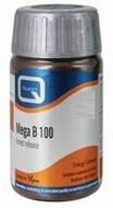 Quest Mega B 100 B Complex Timed Release 60 Tablets
