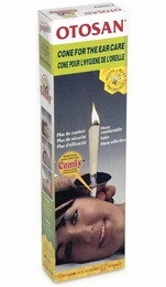 Otosan Ear Candles - One Pair