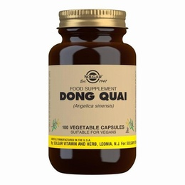 Solgar Dong Quai 100 Vegetable Capsules
