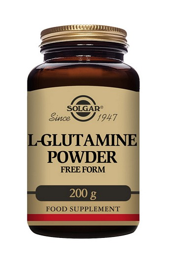 Solgar L-Glutamine Powder 3500 mg (Free Form) 200g