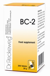 Dr Reckeweg BC-2 200 Tablets - BULK OFFER!