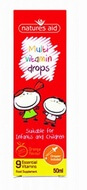 Natures Aid Multi-Vitamin Drops for Infants and Children 50ml