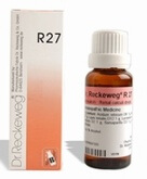 Dr Reckeweg R27 Drops 50 ml