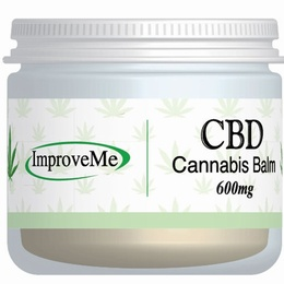 ImproveMe CBD Balm 600mg 30ml - SPECIAL OFFER!
