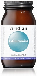 Viridian L-Glutamine Powder 100g