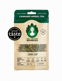 CANNABIS TEA LOOSE LEAF