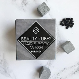 Beauty Kubes - PLASTIC FREE SOLID SHAMPOO BEAUTY KUBES- FOR MEN