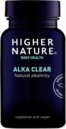 Higher nature - Alka Clear Capsules | 180 capsules