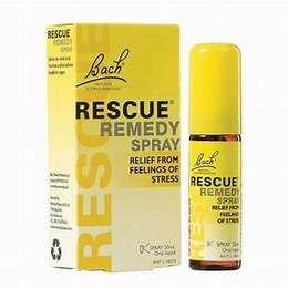 Nelsons Bach Rescue Remedy Spray