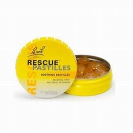 RESCUE® Elderflower Pastilles 50g