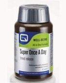 Quest Super Once A Day Timed Release Multivitamin 90 Tablets